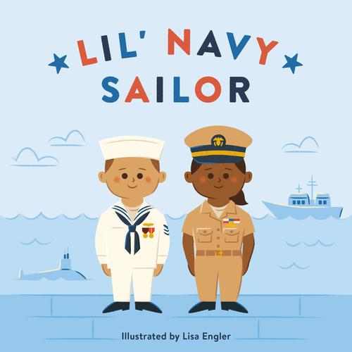 Lil' Navy Sailor