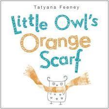 Little Orange Scarf