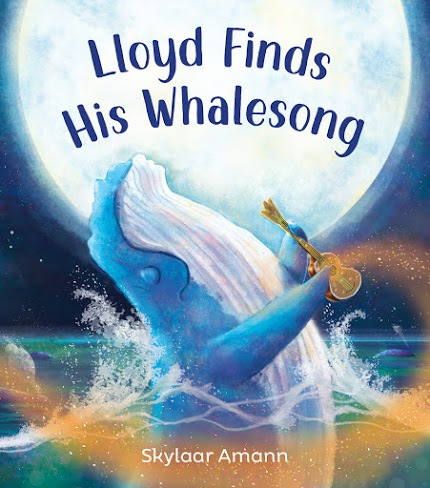 Lloyd Finds His Whalesong