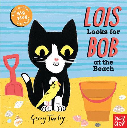 Lois Looks for Bob at the Beach