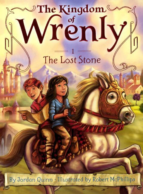 Lost Stone (Bound for Schools & Libraries)