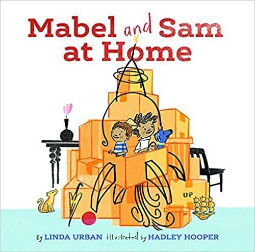 Mabel and Sam at Home