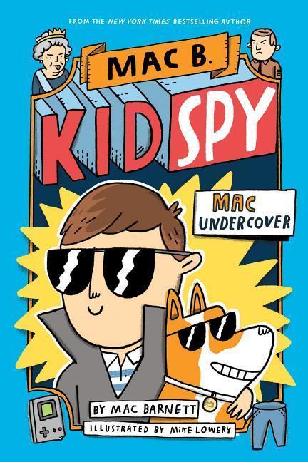 Mac Undercover