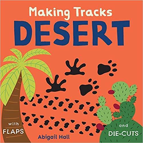 Making Tracks Desert