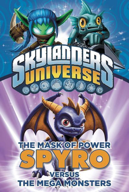 Mask of Power: Spyro Versus the Mega Monsters