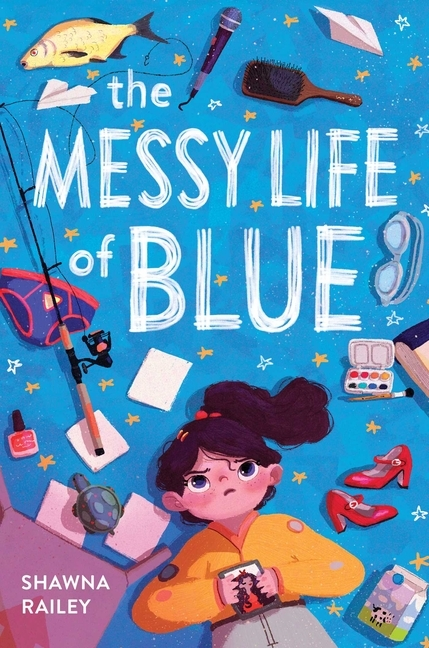 Messy Life of Blue