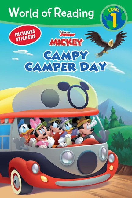 Mickey Mouse Mixed-Up Adventures Campy Camper Day