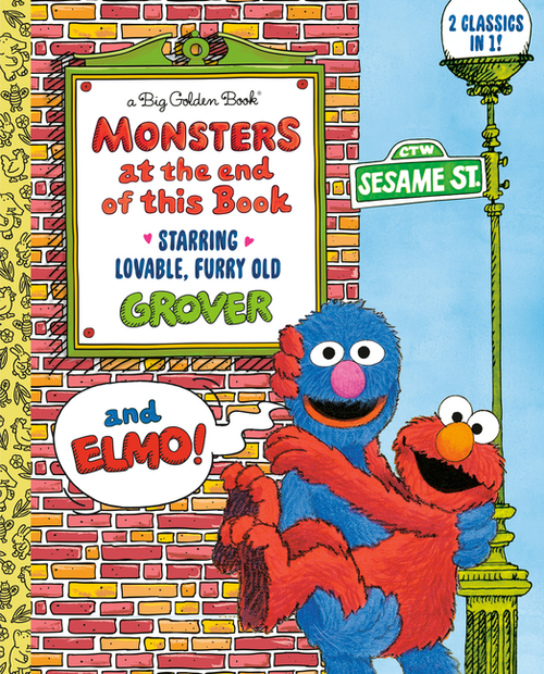 Monsters at the End of This Book
