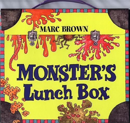 Monster's Lunch Box