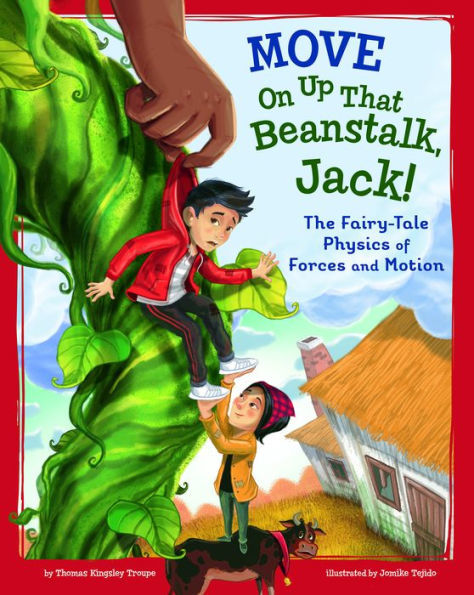 Move on Up That Beanstalk, Jack!