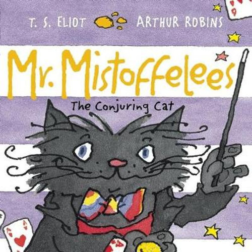 Mr. Mistoffelees: The Conjuring Cat