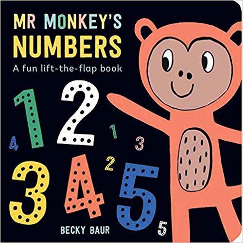 Mr. Monkey's Numbers