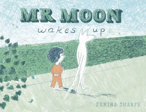MR Moon Wakes Up