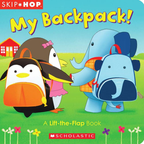 My Backpack!