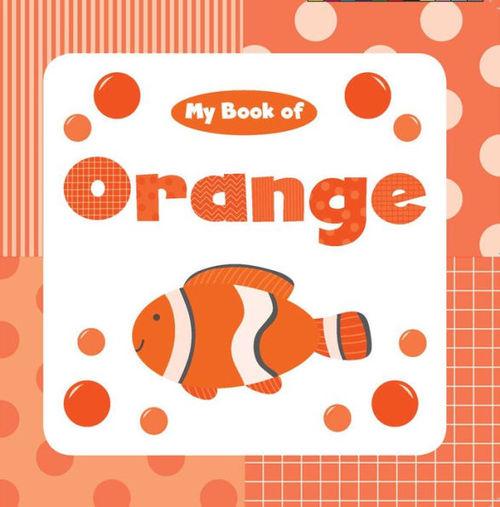 My Book of Orange