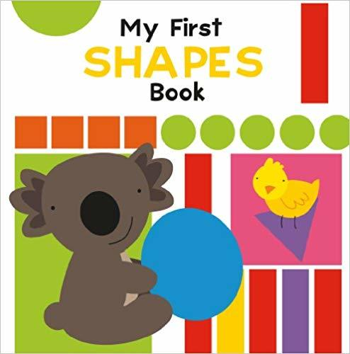 My First Shapes Book