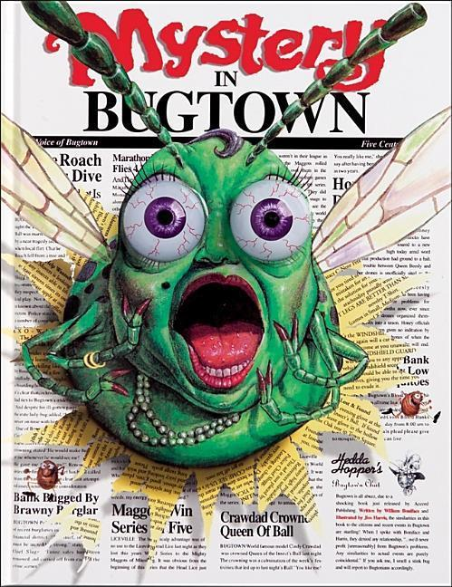 Mystery in Bug Town