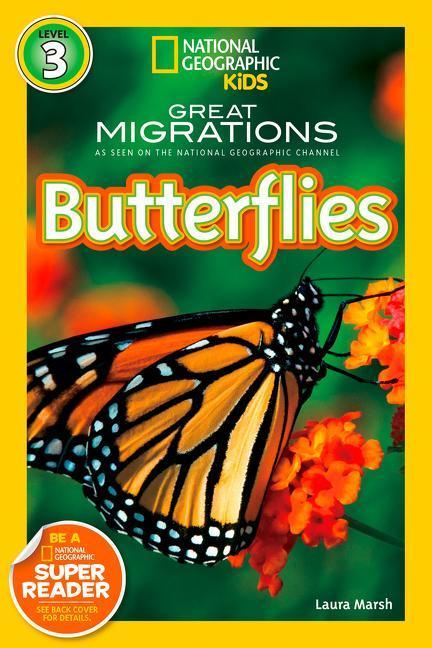 Great Migrations Butterflies