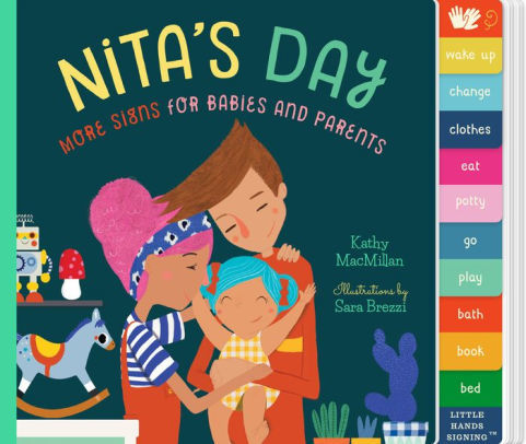 Nita's Day: More Signs for Babies and Parents