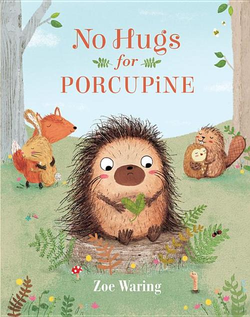 No Hugs for Porcupine