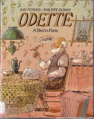 Odette: A Bird in Paris