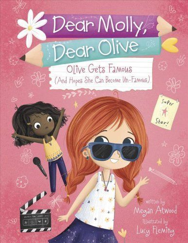 Olive Becomes Famous (and Hopes She Can Become Un-Famous)