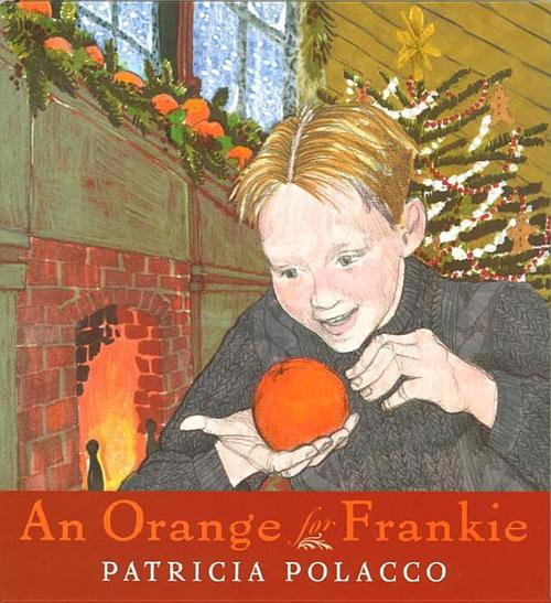 Orange for Frankie