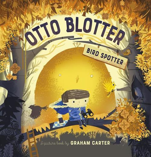 Otto Blotter, Bird Spotter