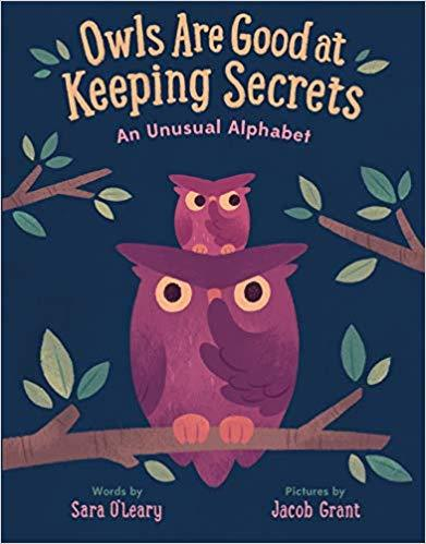 Owls are Good at Keeping Secrets: An Unusual Alphabet