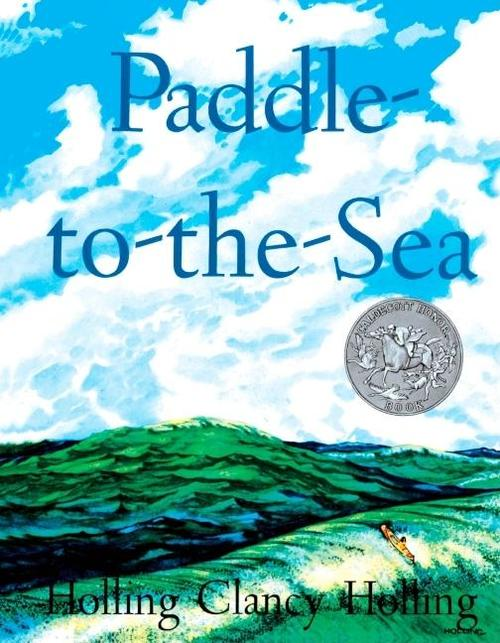 Paddle-To-The-Sea (Turtleback School & Library)