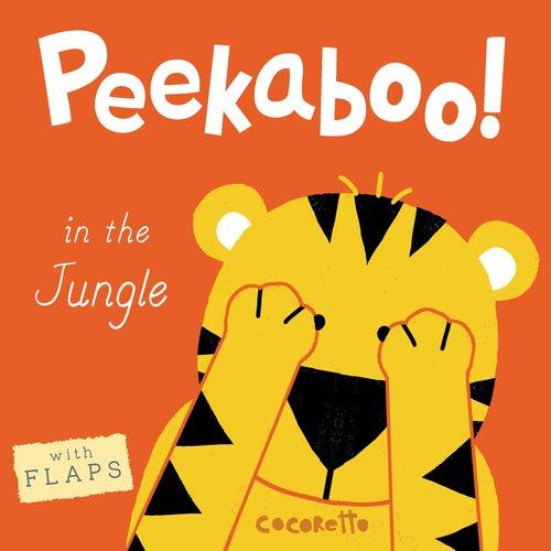 Peekaboo! in the Jungle!
