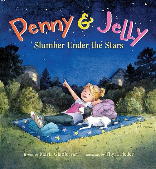 Penny & Jelly: Slumber Under the Stars