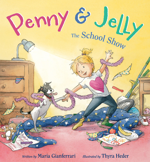 Penny & Jelly: The School Show