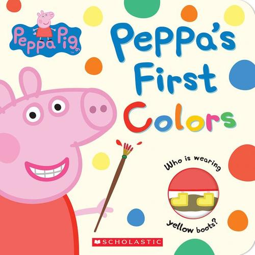 Peppa's First Colors