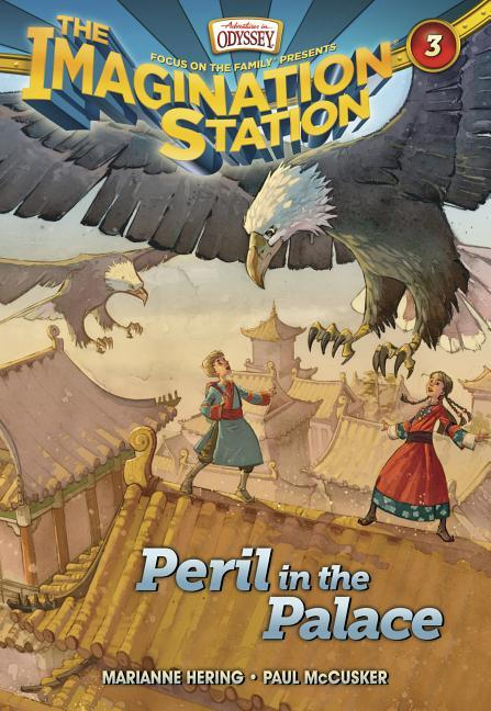 Peril in the Palace
