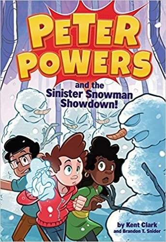 Peter Powers and the Sinister Snowman Showdown