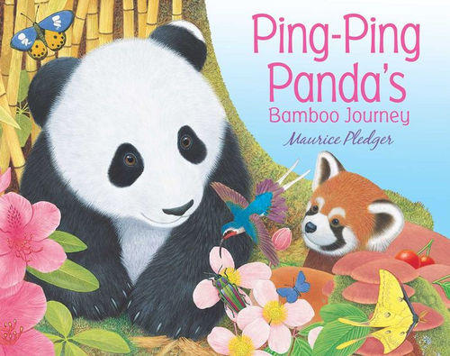 Ping-Ping Panda's Bamboo Journey