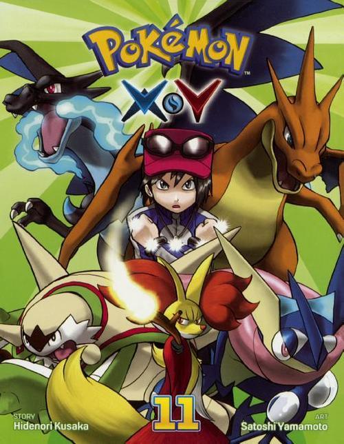 Pokemon X Y, Volume 11