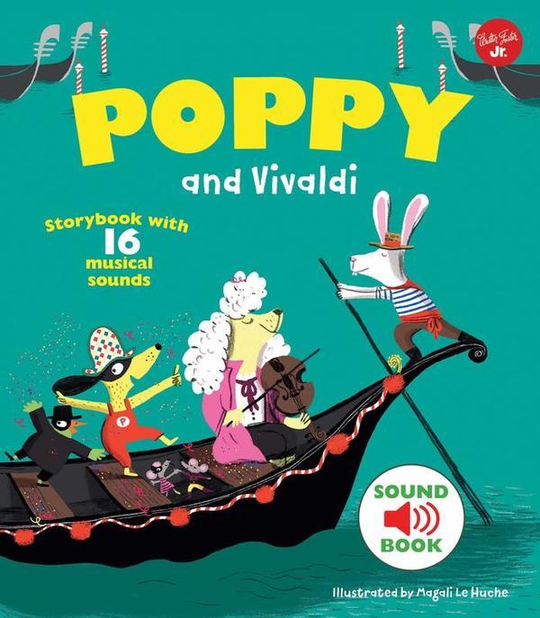 Poppy and Vivaldi