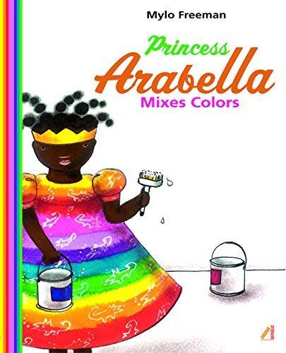 Princess Arabella Mixes Colors