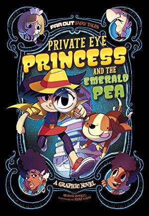 Private Eye Princess and the Emerald Pea
