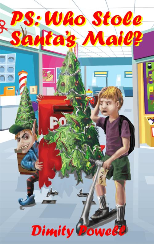 PS: Who Stole Santa's Mail?
