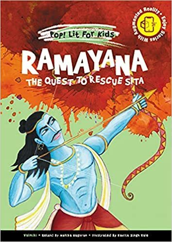 Ramayana: The Quest to Rescue Sita