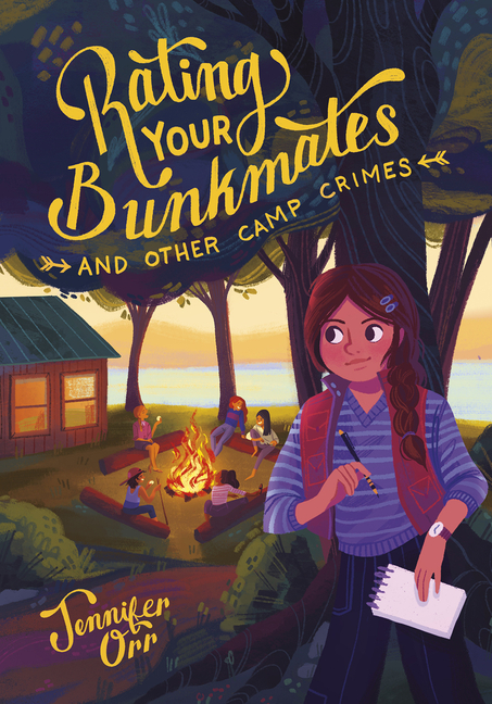 Rating Your Bunkmates and Other Camp Crimes