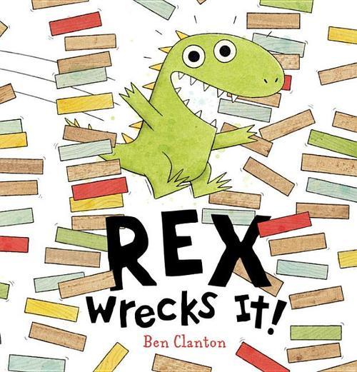 Rex Wrecks It!