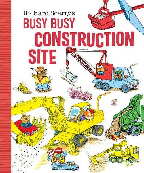 Richard Scarry's Busy Busy Construction Site