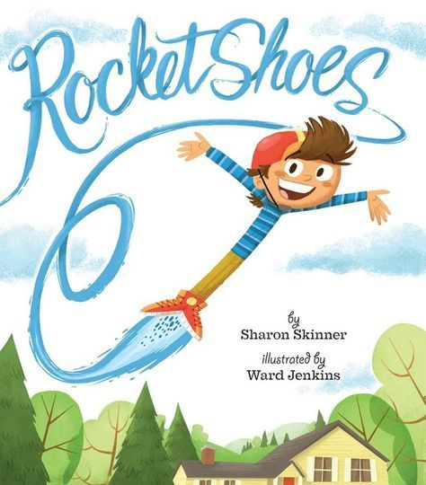 Rocket Shoes