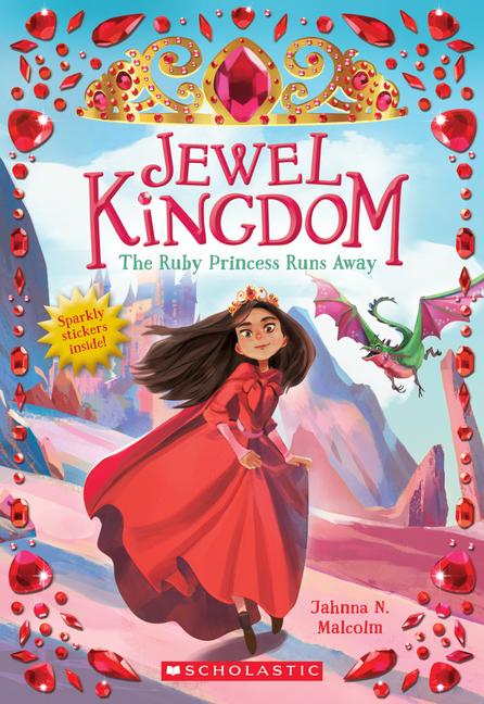 Ruby Princess Runs Away