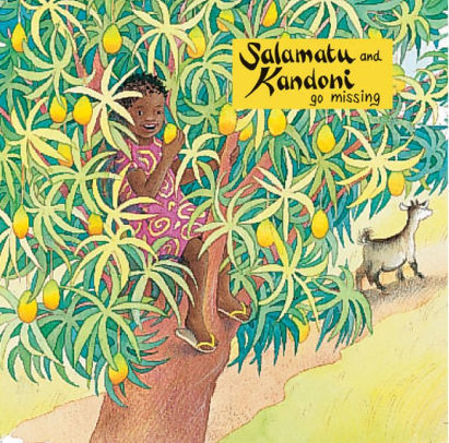 Salamatu and Kandoni Go Missing