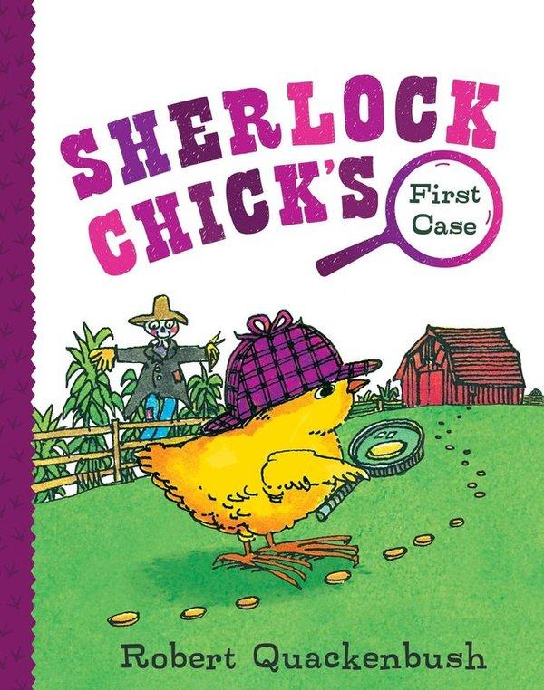 Sherlock Chick's First Case